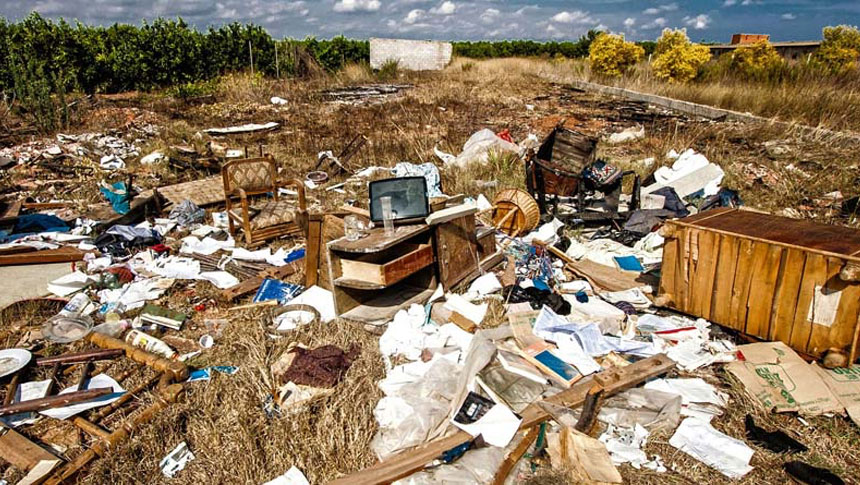 Fly-tipping Remains A Major Issue Across The UK