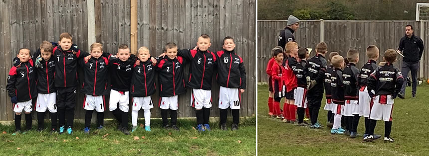 Westerham Under 7s Football Club