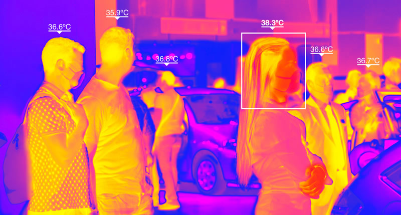 Should You Be Using Body Temperature Detection Cameras?